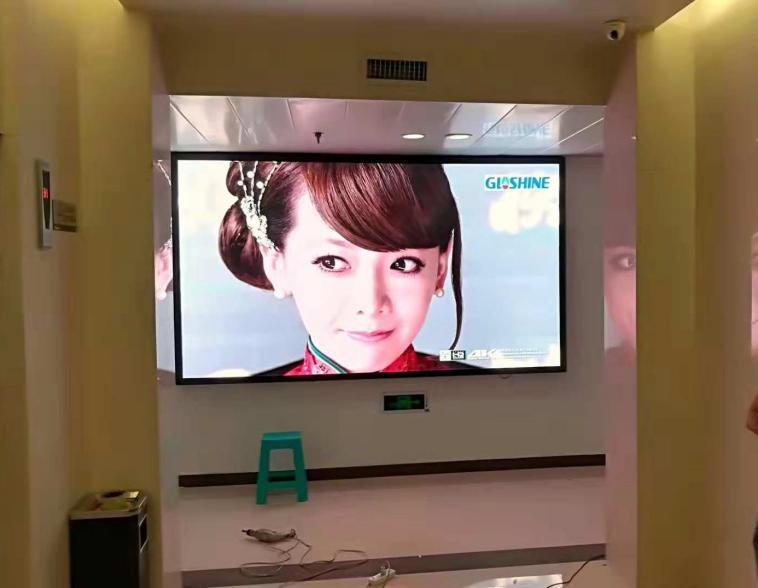 环亚ag8801/C P2.5 室內全彩  LED顯示屏