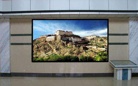 环亚ag8801/D2.5室內全彩LED顯示屏