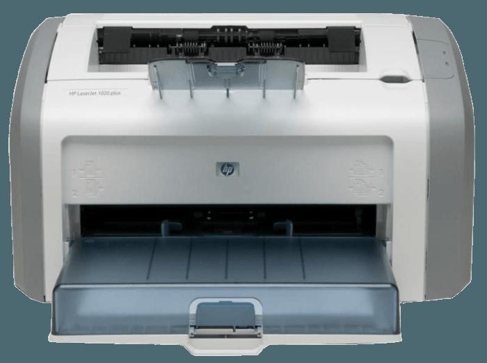 黑白打印机惠普HP1020