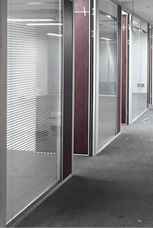 會議室隔墻玻璃