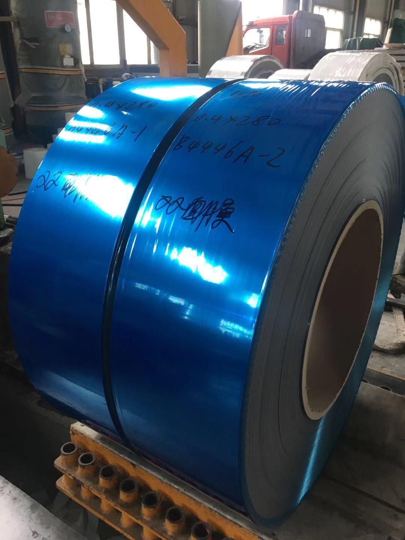 优劣316L精密钢带检验方法