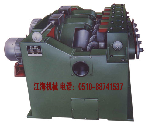 WGJ-75 七辊矫直机