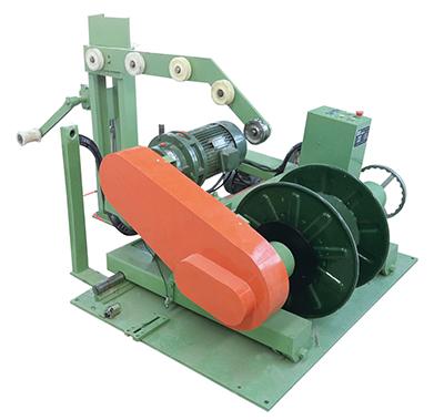 630型盘动式工字轮收线机