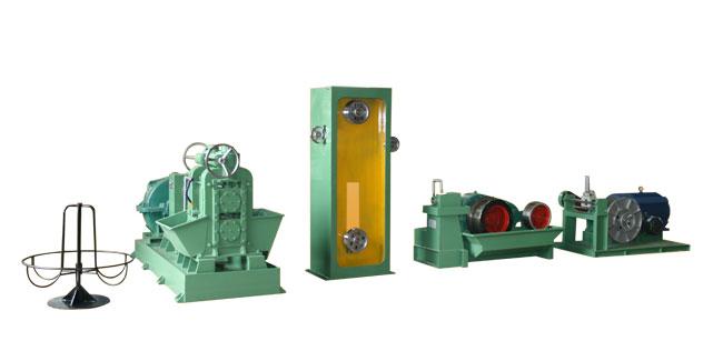 ZB-200/250型连轧连拉机组