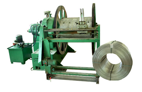 ZS -1500 型液压涨缩复绕收线机