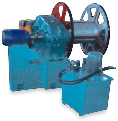 ZSF-1500型液压胀缩复绕收线机