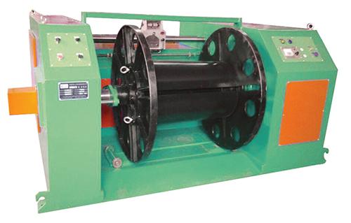 SG-630-1100型工字轮收线机