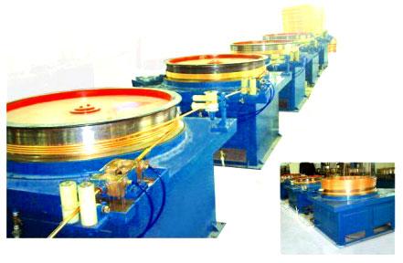 LWD-1200铜包铝拉丝机