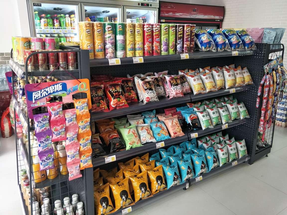 便利店超市成列这样分区,商品伸手可及销量稳增!