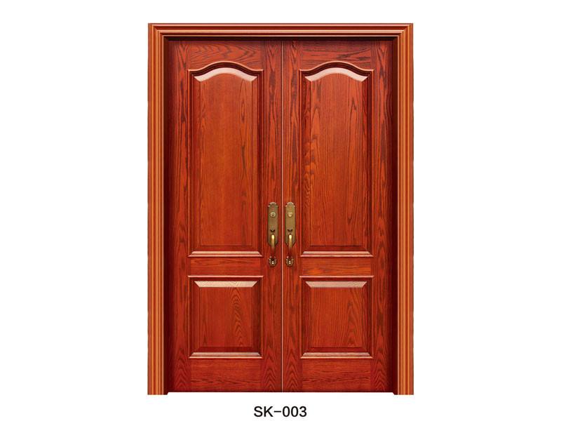 福州实木复合烤漆门