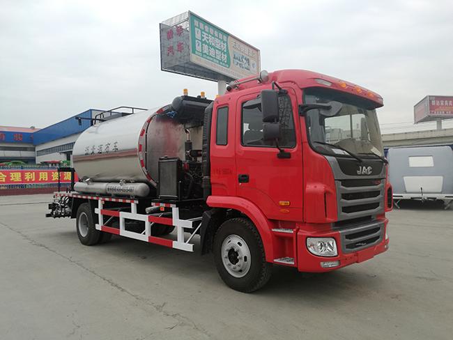 JQ5163GLQliqing洒布车
