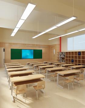 金苹果小学室内装饰工程