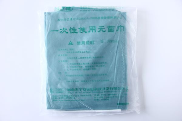 一次性使用无菌巾