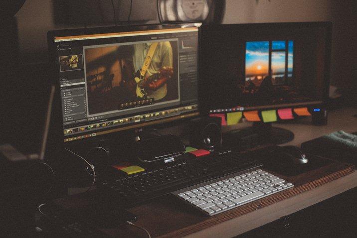 視頻本地化