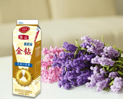 焙乐道_金钻含乳脂植脂奶油—兰州鹏华食品