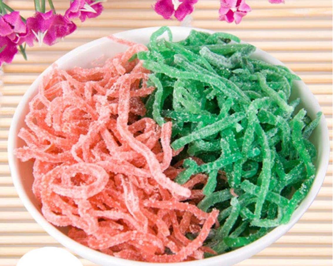 焙乐道_玉峰清水红绿丝—兰州鹏华食品