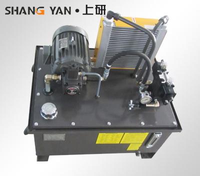 塑料焊接机液压系统
