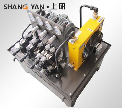 非标机床液压系统