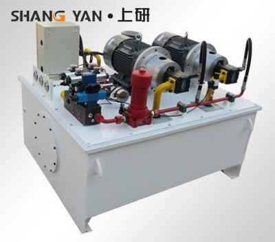 保温炉液压系统