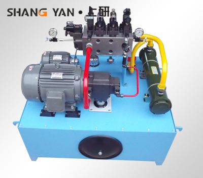 粉末压机液压系统