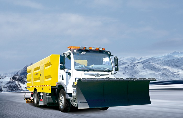 智能破冰除雪車-HGY5185TCX