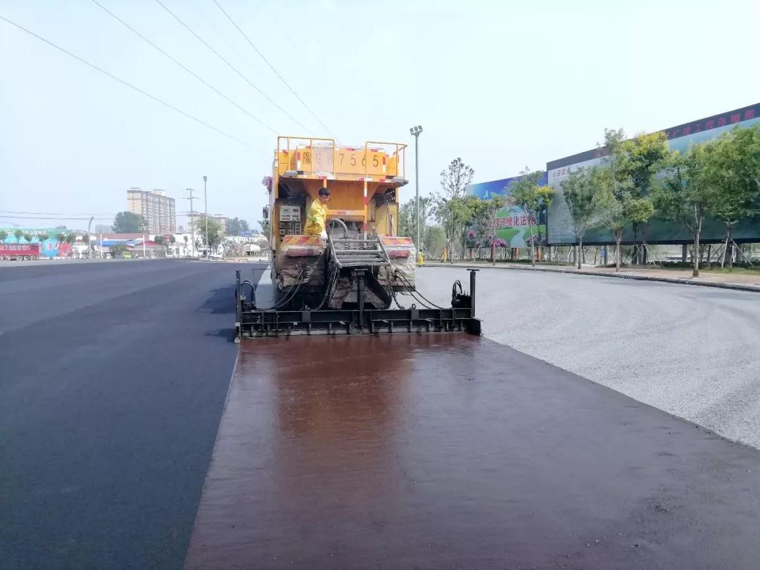 城市道路功能化复合封层技术