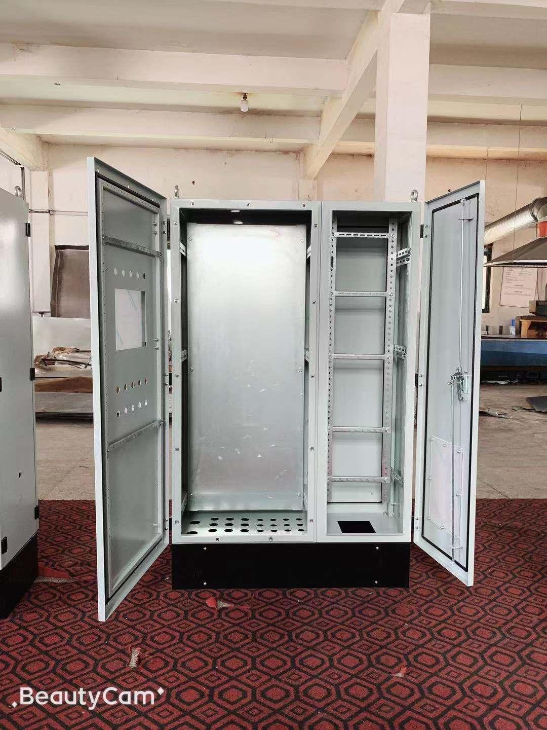 仿威图机柜内部架构