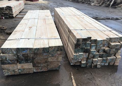 新西兰辐射松木方-南昌工地常见的建筑木方