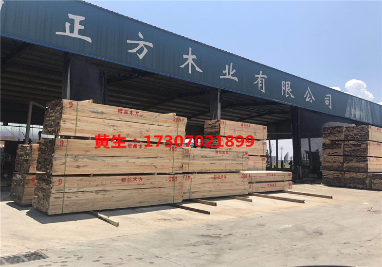 萍乡辐射松方木有哪些用途?用在工地哪里?