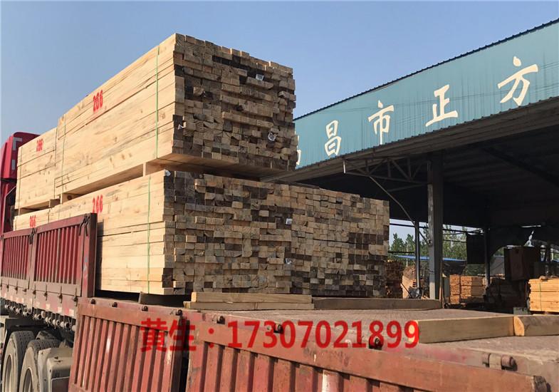 黄石建筑木方