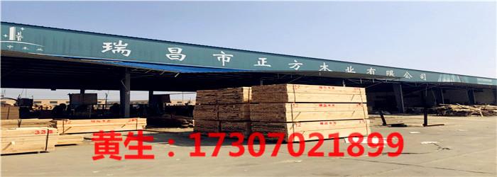 湖北武汉建筑木方都是在从哪个木材市场批发?发货速度快