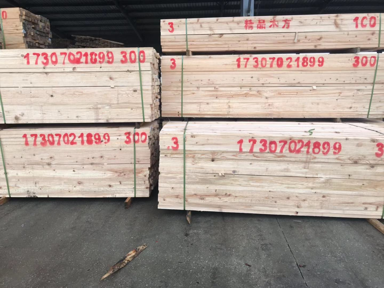 建筑木方价格