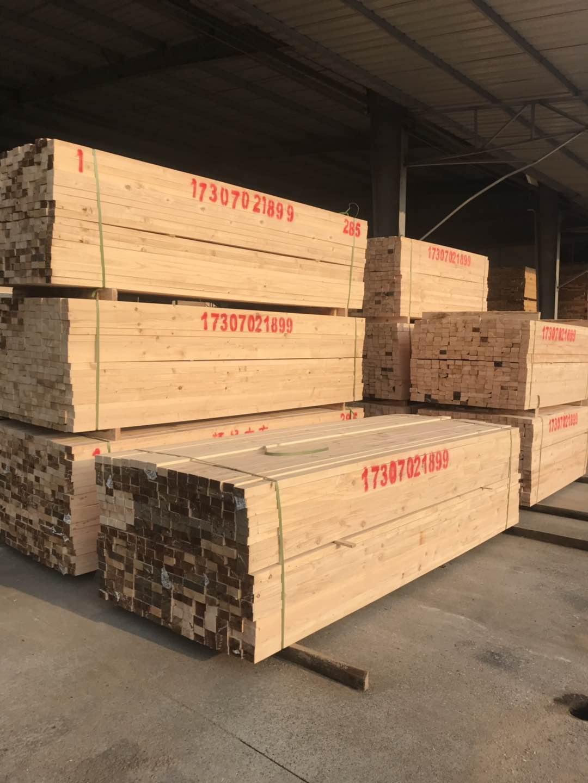潜江辐射松木材市场低迷,哪家木材加工厂值得信赖?