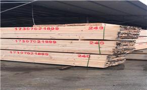 随州辐射松建筑木方对建筑木材市场的影响