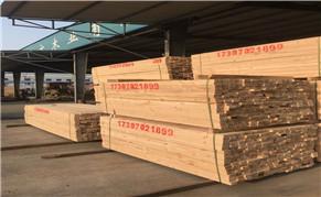 潜江进口方木价格上涨对建筑木方有什么影响?