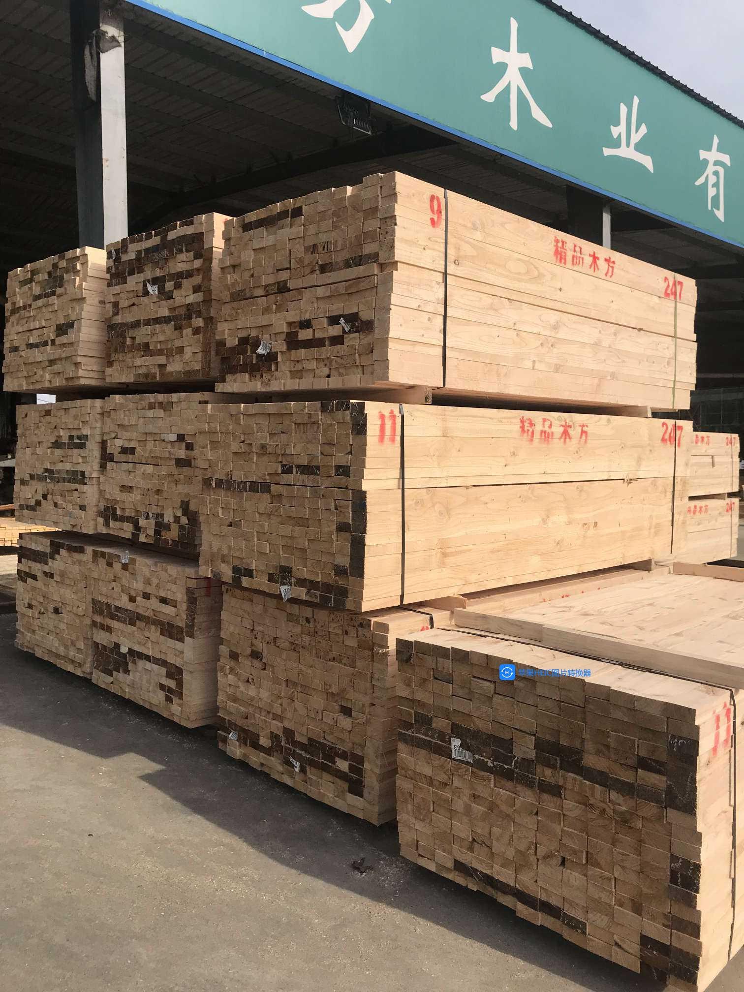 咸宁木材市场