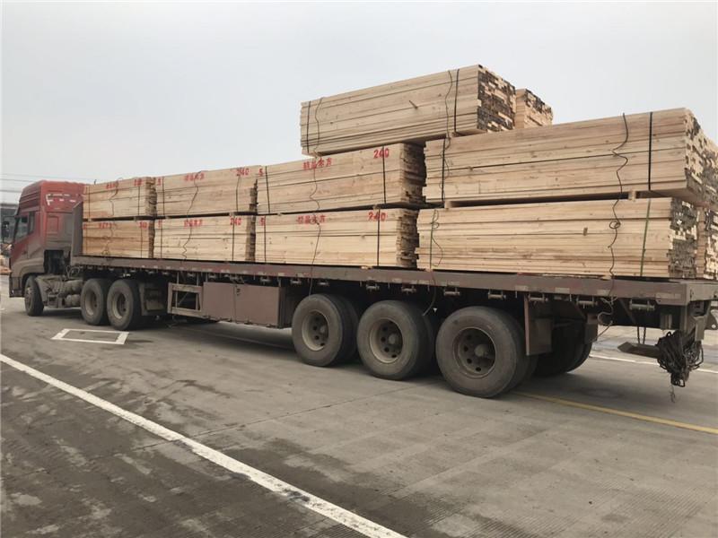 多功能用途的建筑木材成就了湖北宜昌木材加工廠