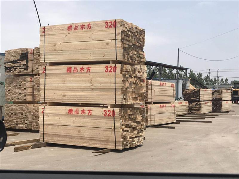建筑木方铁杉材质