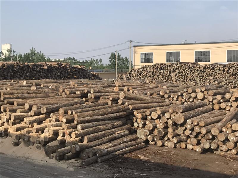 正方建筑木材货场