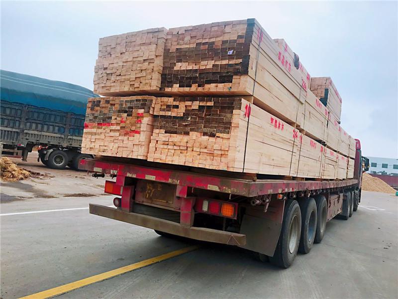 工地着急要货!「建筑木模板木方」加工厂了解下