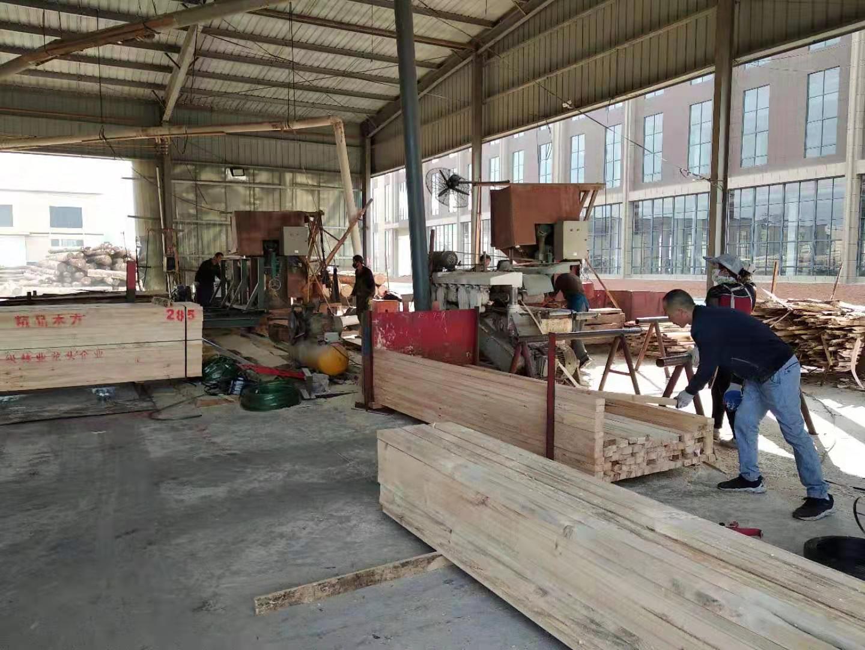 建筑木材生产加工中