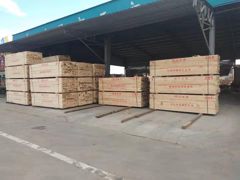 江西建筑木方厂家是如何度过瓶颈期的呢?