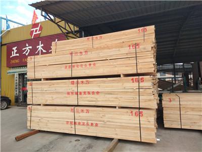 楼市一停涨,木材行业的乱向也就来了