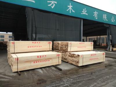 九江辐射松建筑木方
