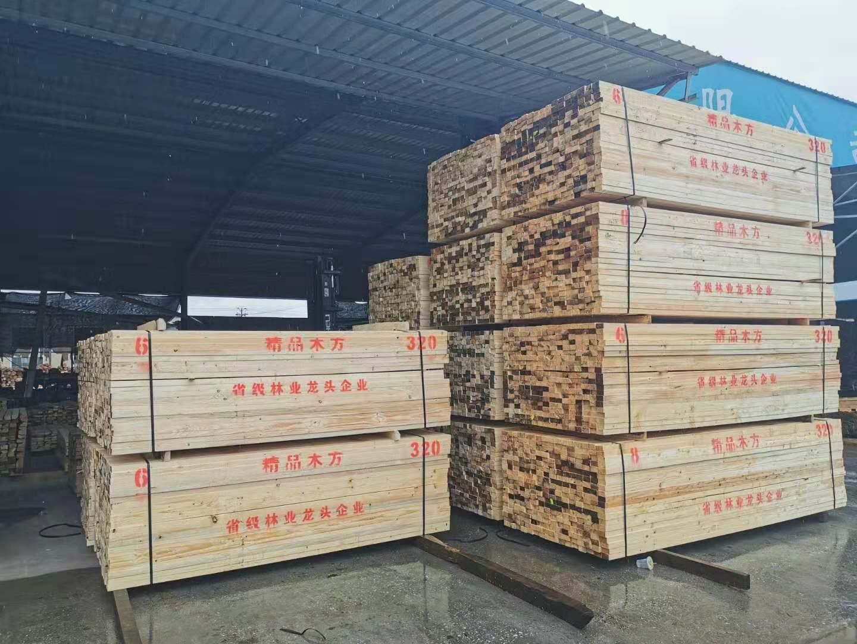 吉安工地常用的辐射松建筑木方-了解它的用途及木材性质吗?