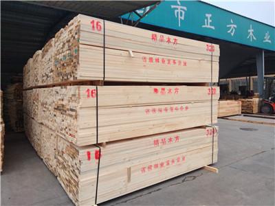 江西建筑木方厂家提醒,大范围降雪可能影响货物运输