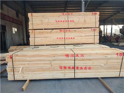 建筑方木产品