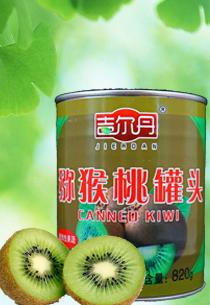 吉尔丹猕猴桃罐头