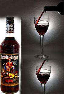 摩根船长黑朗姆酒