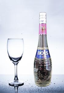 波士酸樱桃力娇酒